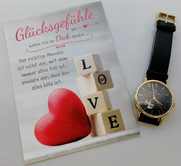 ルノータスの腕時計