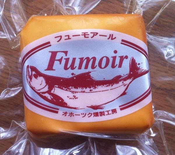 セコムの食のギフトカタログの燻製のチーズの燻製