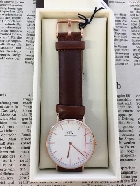 ダニエルウェリントン(Daniel Wellington)の腕時計