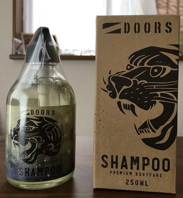 DOORSのシャンプー