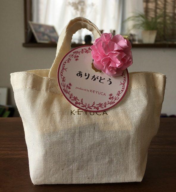 KEYUCA(ケユカ)のクッキー、1袋入りトートバッグ