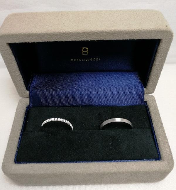 BRILLIANCE+(ブリリアンス+)の結婚指輪・マリッジリング