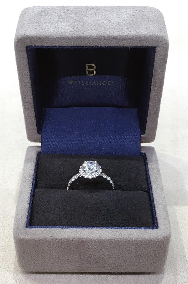 BRILLIANCE+(ブリリアンスプラス)の指輪