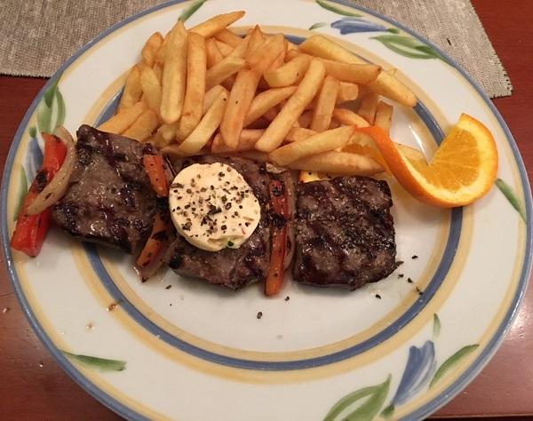ドイツの肉料理