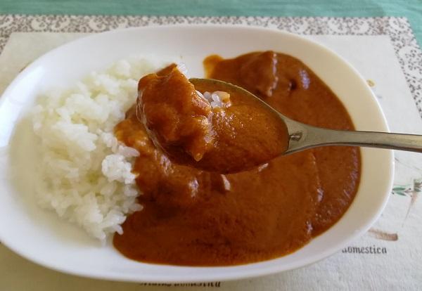博多若杉の鶏とまとばたーカレー