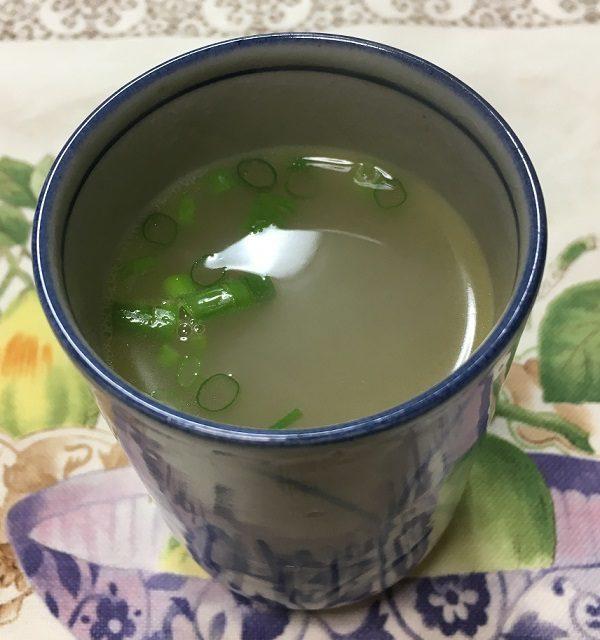 博多若杉のプレミアム水炊きスープ