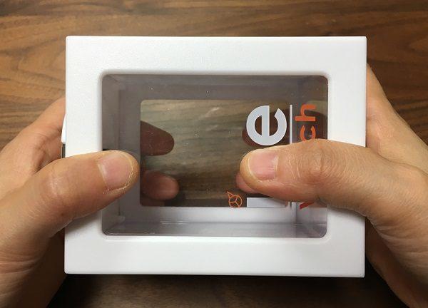 アイスウォッチ(ice-watch)のケースの開け方