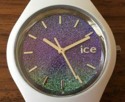 アイスウォッチ(ice-watch)の文字盤