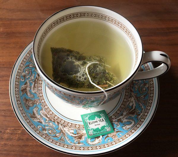 KUSMI TEA(クスミティー)のウェルネスティー、Detox