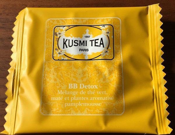 KUSMI TEA(クスミティー)のウェルネスティー、BB Detox
