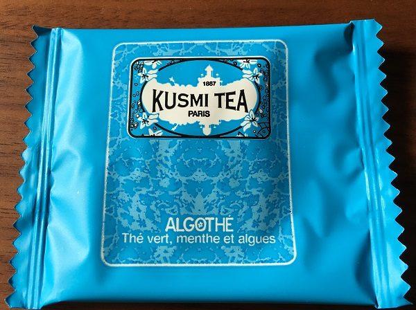 KUSMI TEA(クスミティー)のウェルネスティー、ALGOTHE