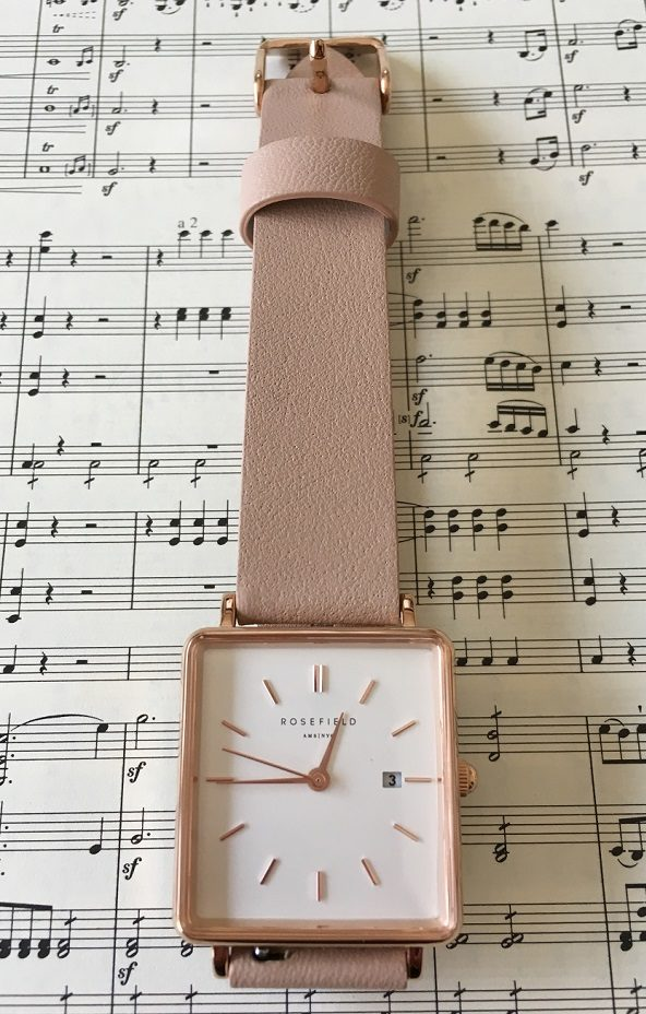 ROSEFIELD(ローズフィールド)の腕時計・The Boxy