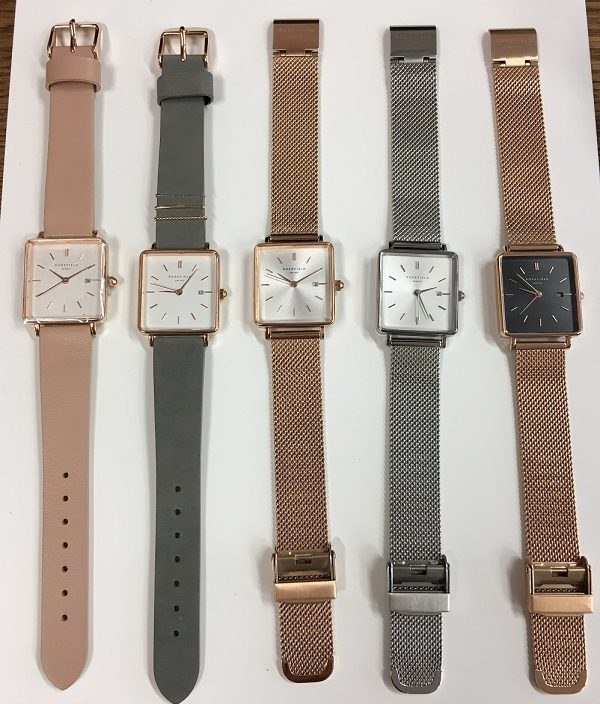 The Boxy・ROSEFIELD(ローズフィールド)の腕時計