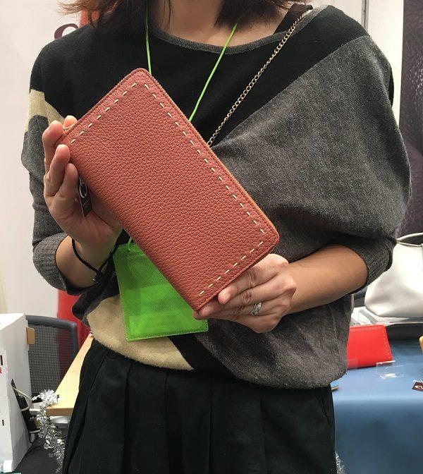 ナガタニ(NAGATANI)の財布SAHO