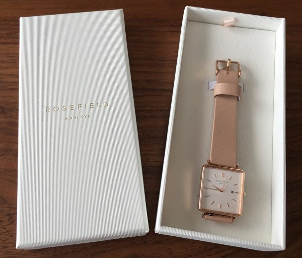 ROSEFIELD(ローズフィールド)の腕時計・The Boxy(商品番号 724.Q11)