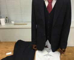 Suit Yaで作ったオーダースーツ