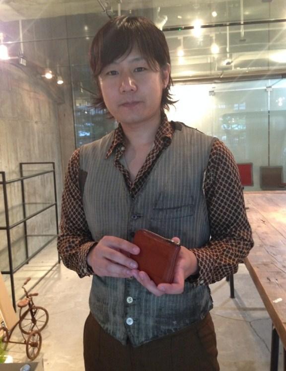 アヤメアンティーコ(AYAME ANTICO)代表・菖蒲智氏