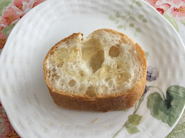 パンと蜂蜜