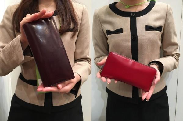 ココマイスター(COCOMEISTER)の社員さんと愛用の財布