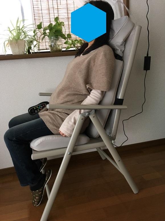 家庭用マッサージ機『モミマー』