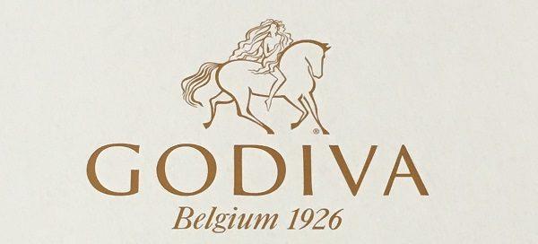 ゴディバ(GODIVA)のロゴ