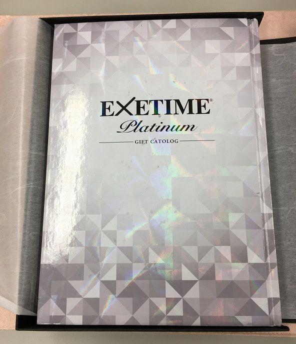EXETIME(エグゼタイム)Platinum(プラチナム)