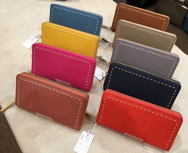 ナガタニ(NAGATANI)の財布・SAHO
