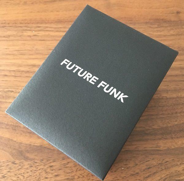 FUTURE FUNK(フューチャーファンク)の腕時計の箱