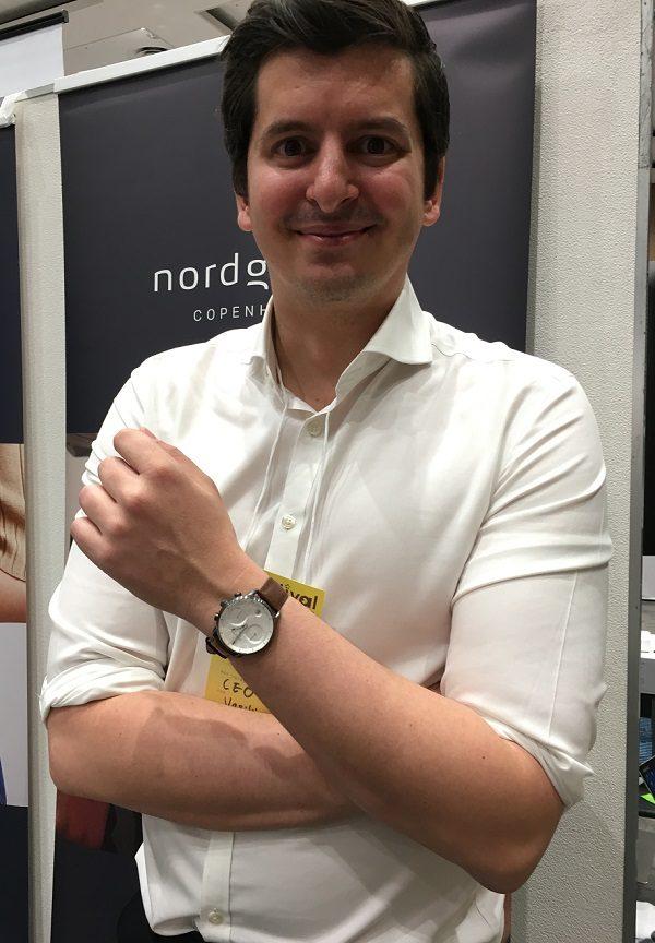 Nordgreen(ノードグリーン)のCEO、Vasilij Brandt氏