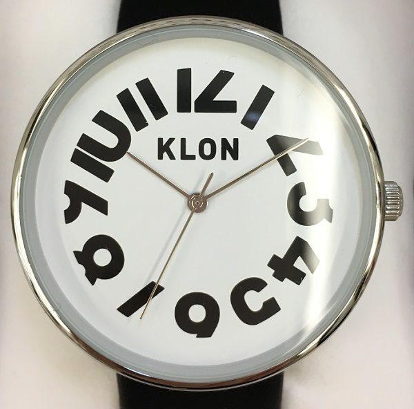 KLON(クローン)の腕時計『HIDE TIME』