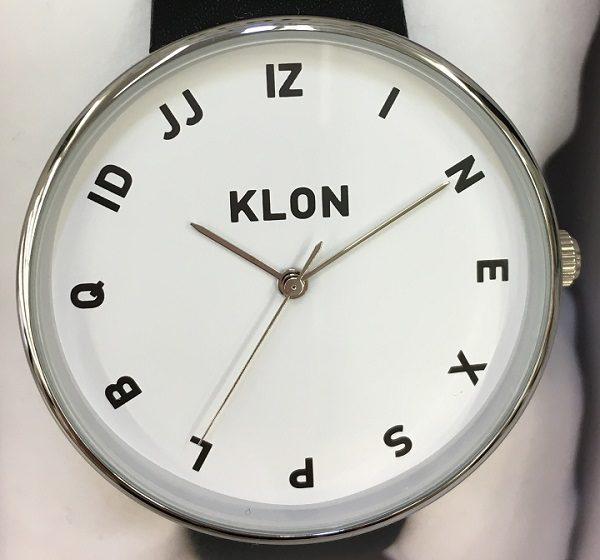 KLON(クローン)の腕時計『MOCK NUMBER』