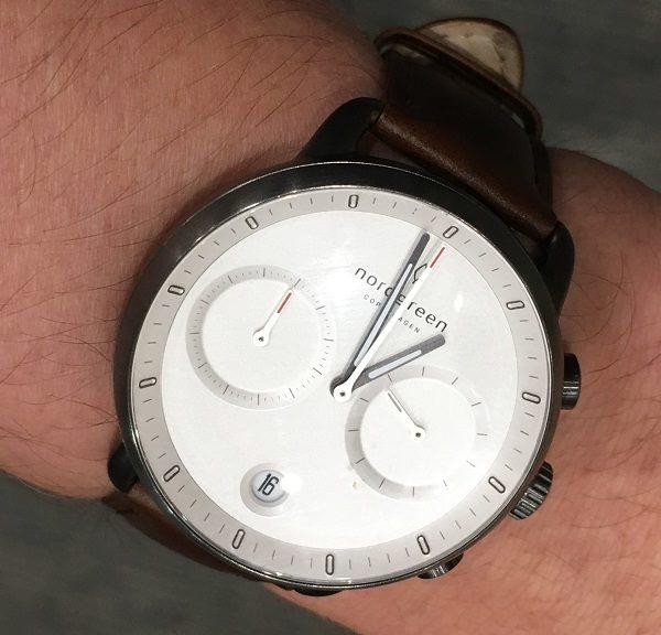Nordgreen(ノードグリーン)のCEO、Vasilij Brandt氏が愛用する腕時計、Pioneer(パイオニア)