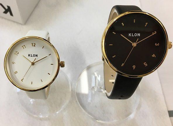 KLON(クローン)の腕時計
