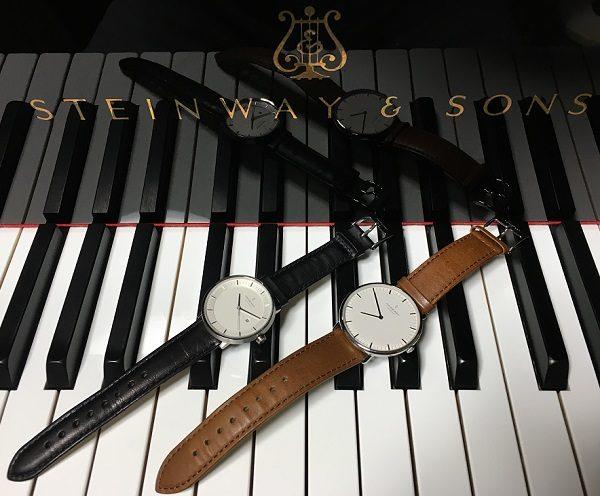 Nordgreen(ノードグリーン)の腕時計、Native(ネイティブ)とPhilosopher(フィロソフィア)