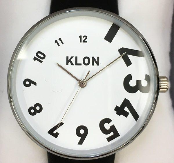 KLON(クローン)の腕時計『EDDY TIME』
