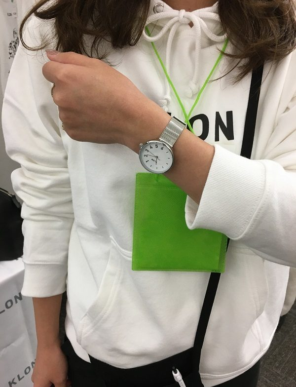 KLON(クローン)の社員M女史