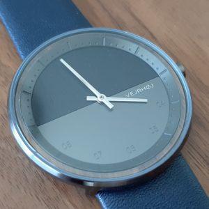 北欧生まれ!VEJRHØJ(ヴェアホイ)の腕時計を徹底レビュー!