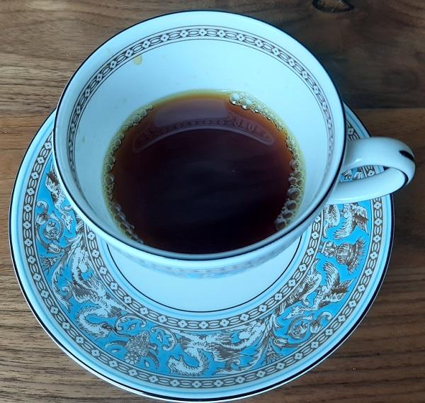 珈琲きゃろっとのコーヒー