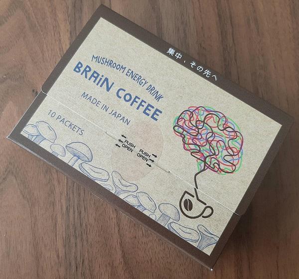Fuji Organicsのブレインコーヒー