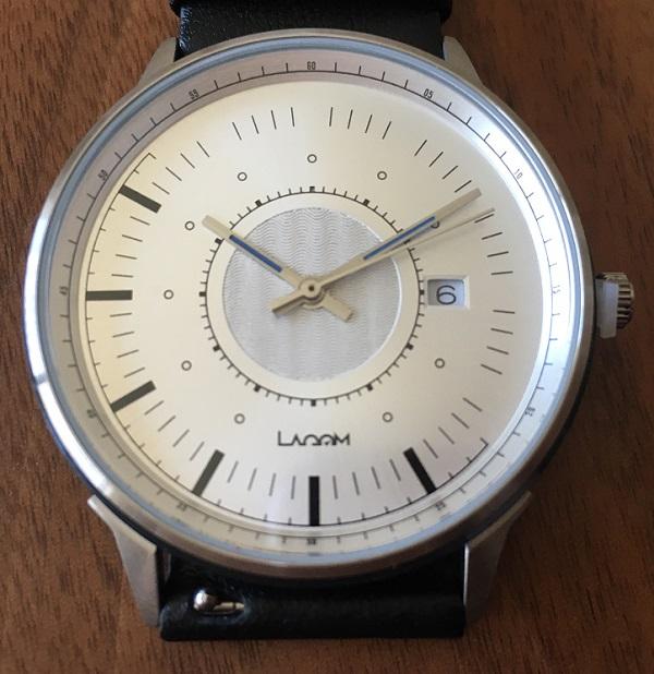 Lagom Watches(ラーゴムウオッチ)のSJÖモデル)