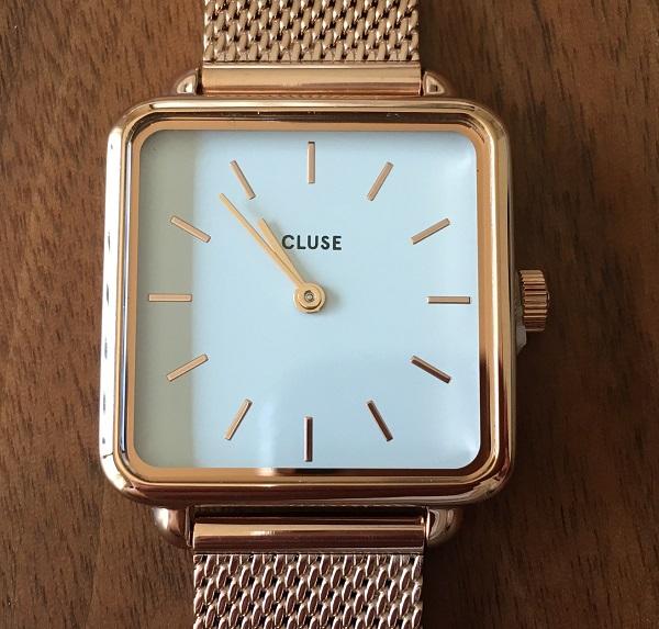 CLUSE(クルース)の腕時計の文字盤