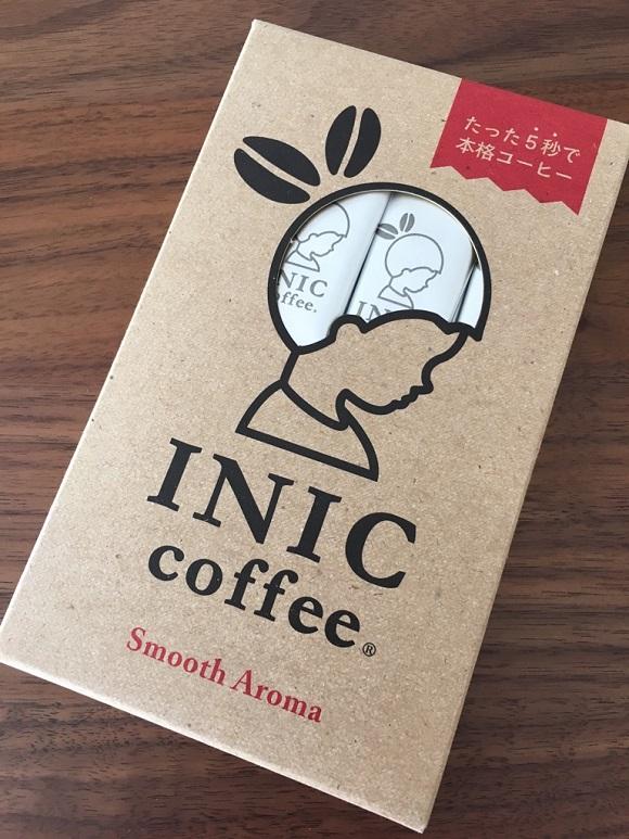 パウダーコーヒー【INICコーヒー】