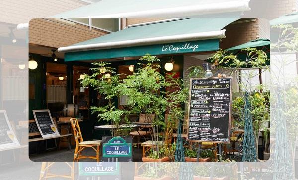 神楽坂のフレンチレストラン『ル コキヤージュ』