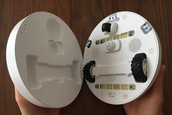 全自動除菌ロボットのROCKUBOT