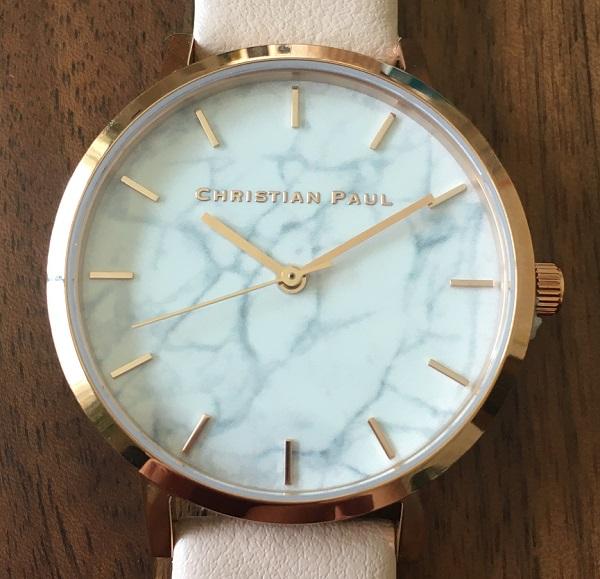 クリスチャンポール(Christian Paul)の腕時計の文字盤