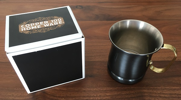 コパドアの銅製マグカップ